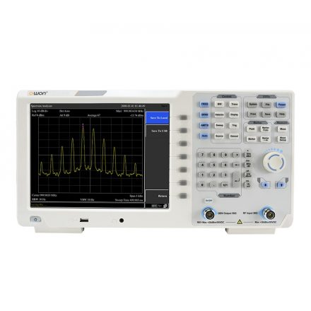 Owon XSA1036-TG spektrumanalizátor