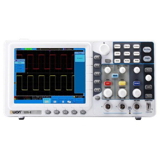 Owon SDS7102 digitális oszcilloszkóp
