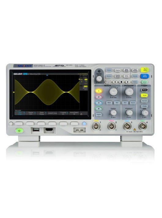 Siglent SDS1104X-E digitális tároló oszcilloszkóp