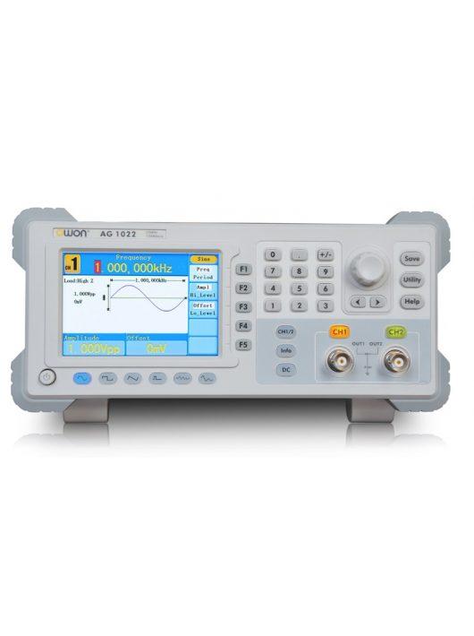 Owon AG1022 függvénygenerátor