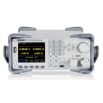 Siglent SDL1030X-E programozható dc terhelés