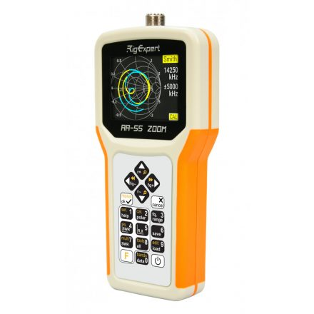 RigExpert AA-230 ZOOM antenna analizátor