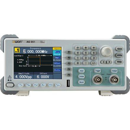 Owon AG051 függvénygenerátor