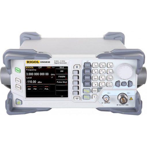 Rigol DSG821 rf szignálgenerátor