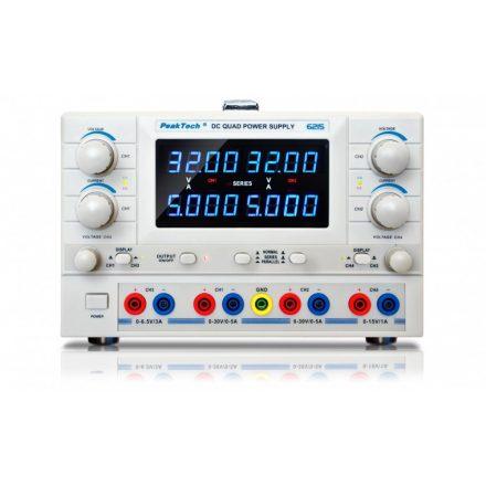 PeakTech P6215 labortápegység
