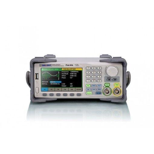 Siglent SDG2122X függvénygenerátor