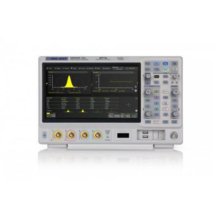 Siglent SDS2204X Plus digitális tároló oszcilloszkóp