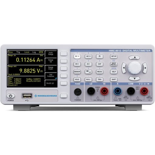 Rohde & Schwarz HMC8012 digitális multiméter