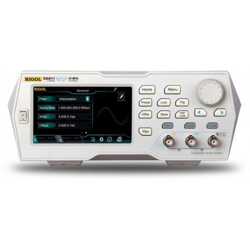 Rigol DG831 függvénygenerátor