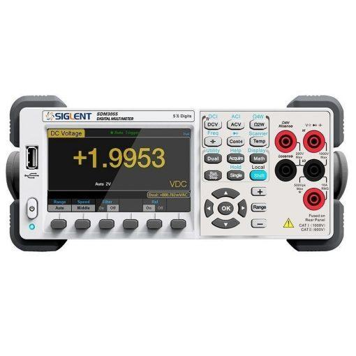 Siglent SDM3055 digitális multiméter