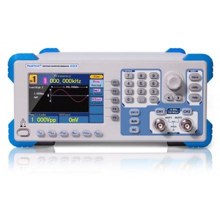 PeakTech P4124 függvéyngenerátor