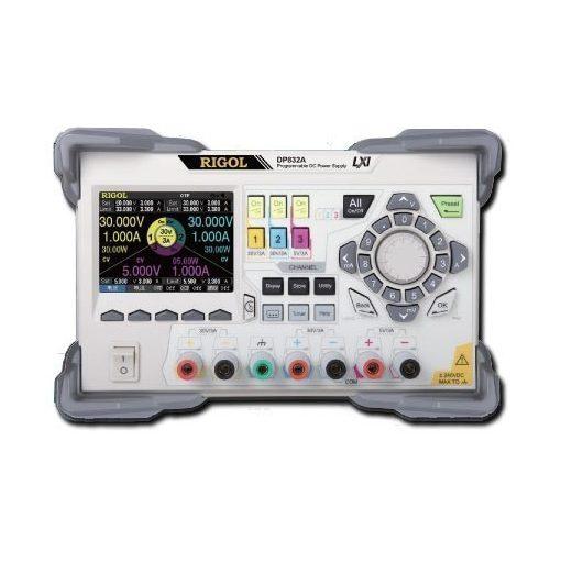 Rigol DP832A labortápegység