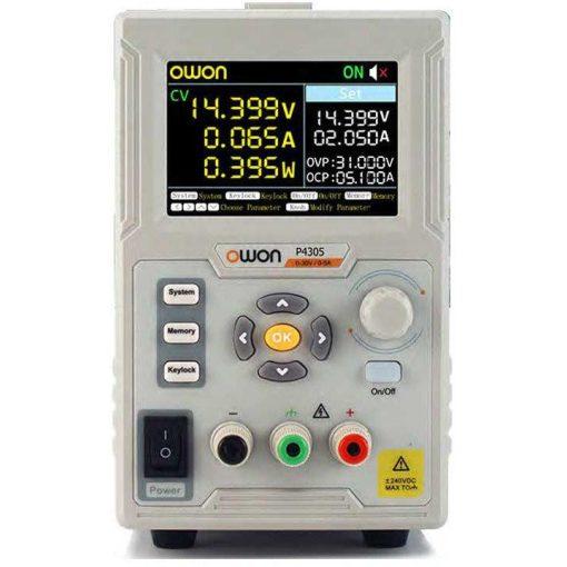 Owon P4603 labortápegység