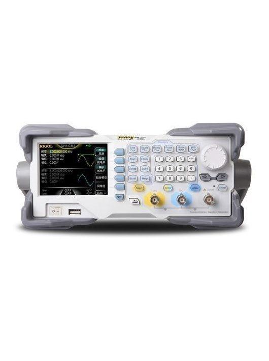 Rigol DG1062Z függvénygenerátor
