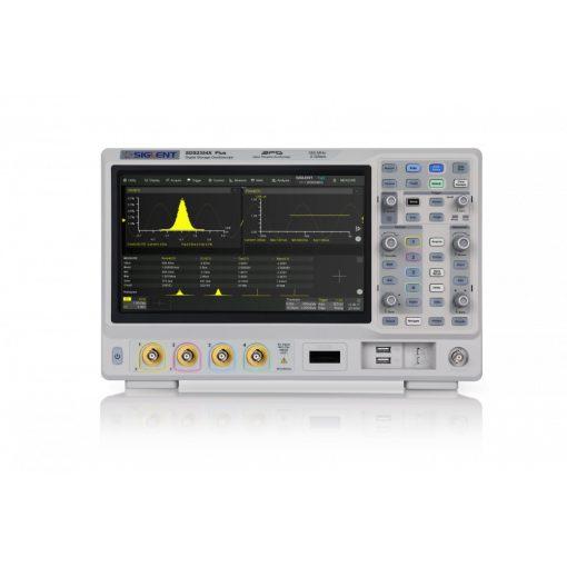 Siglent SDS2104X Plus digitális tároló oszcilloszkóp