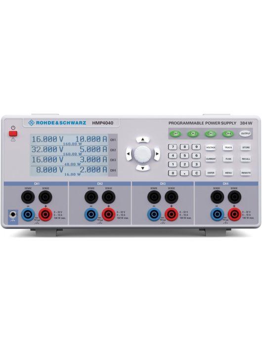 Rohde & Schwarz HMP4040 labortápegység