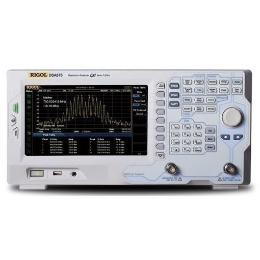 Rigol DSA875 spektrumanalizátor