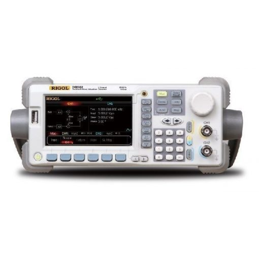 Rigol DG5351 függvénygenerátor