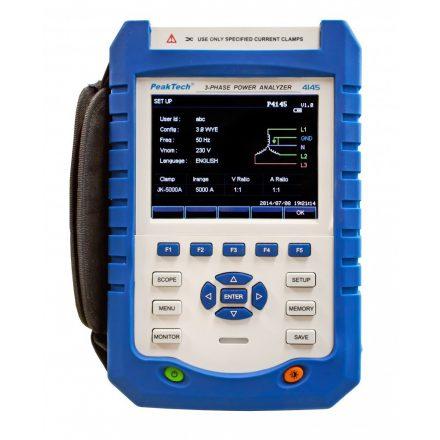 PeakTech P4145 hálózatanalizátor