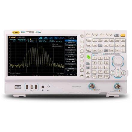 Rigol RSA3030-TG spektrumanalizátor, tracking generátorral