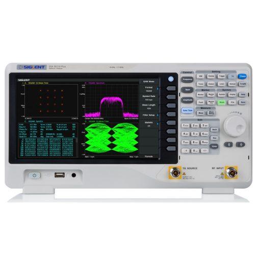 Siglent SSA3015X Plus spektrumanalizátor