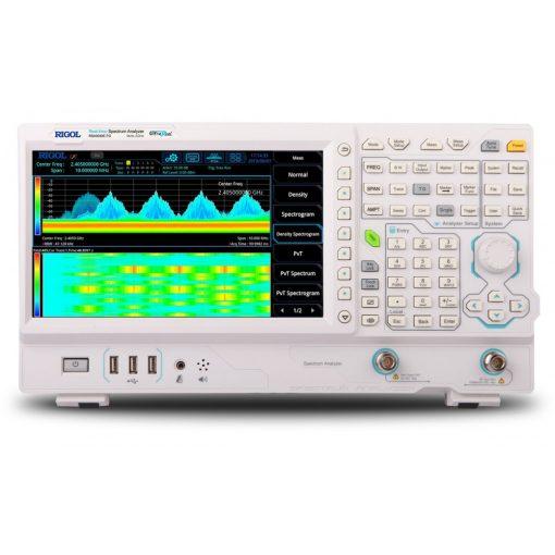 Rigol RSA3030E-TG spektrumanalizátor, tracking generátorral