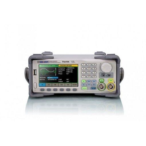 Siglent SDG2042X függvénygenerátor