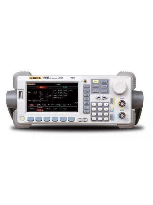 Rigol DG5072 függvénygenerátor