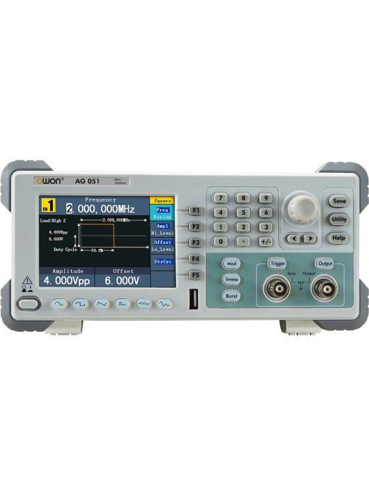 Owon AG051F függvénygenerátor