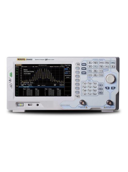 Rigol DSA832 spektrumanalizátor