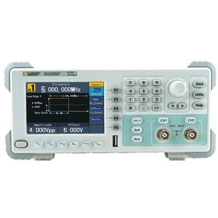 Owon AG2052F függvénygenerátor