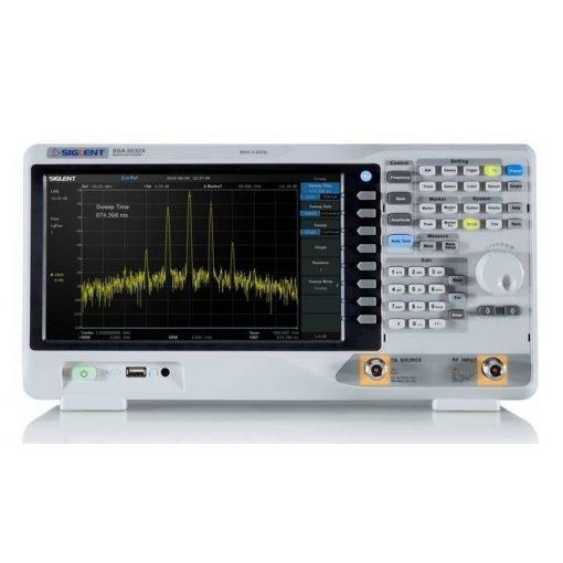 Siglent SSA3021X spektrumanalizátor