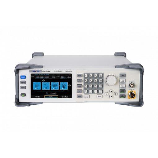 Siglent SSG3021X rf szignálgenerátor