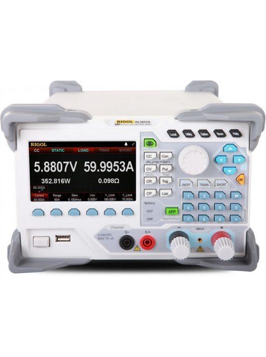 Rigol DL3031A programozható dc terhelés
