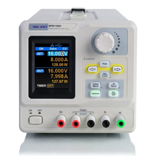 Siglent SPD1305X labortápegység