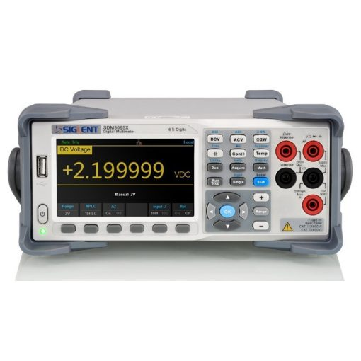 Siglent SDM3065X digitális multiméter