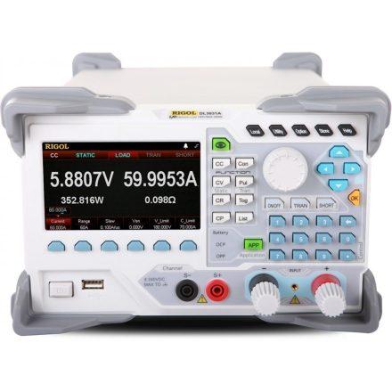 Rigol DL3021A programozható dc terhelés