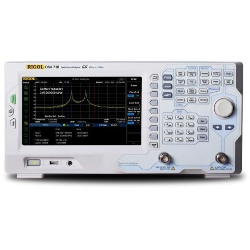 Rigol DSA710 spektrumanalizátor