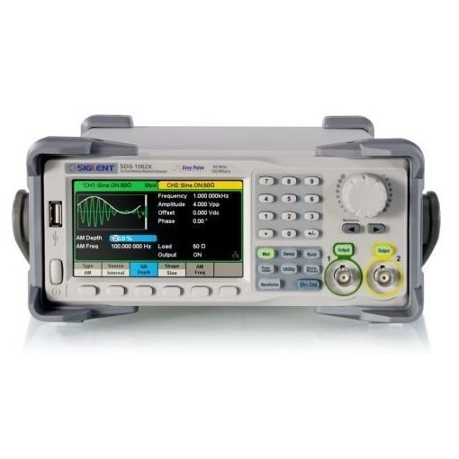 Siglent SDG1062X függvénygenerátor